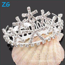 High Quality crystal bridal hair combs, cheap hair combs, bulk crystal hair combs
