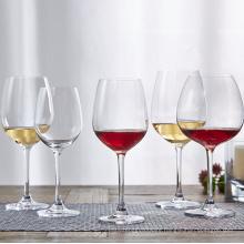 Haonai bulk wine glasses crystal wine glass wine glasses crystal,dishwasher safe