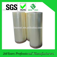 Plantas de rolo jumbo de fita adesiva
