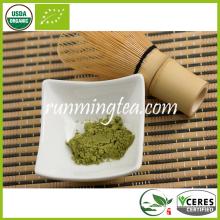 Thé vert certifié biologique Matcha Thé vert