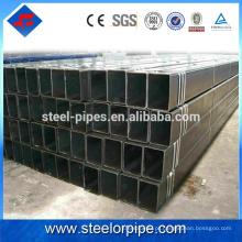 2016 Produtos quentes 201 tubo quadrado de aço