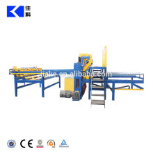 Fully automatic reinforcing mesh steel wire mesh welding machine factory