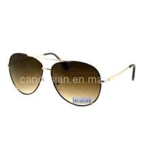 Gafas de sol clásicas y de alta calidad del metal del grado con la lente de la CA