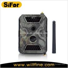 Appareil-photo infrarouge sans fil de chasse de GSM MMS SMTP 12 MP 1080P 2.6CM pour la surveillance des animaux