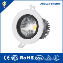 UL do CE nenhum diodo emissor de luz Downlight do COB 16W 18W 20W de Dimmable