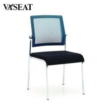 Besprechungszimmer stapelbarer Stuhl ohne Räder