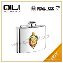 Edelstahl Mini-Flaschen Alkohol Yongkang Baujahr