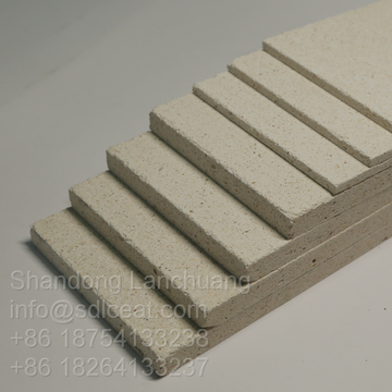 6mm fireproof internal magnesium oxysulfate board