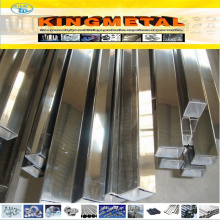 202/201/304 Welded/Seamless Stainless Steel Square/Round Tube/Pipe