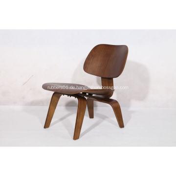 Replik Eames Lounge Sessel aus geformtem Sperrholz