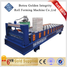 Roof Wall Panel Steel Cold Roll Forming Machine Roll Former