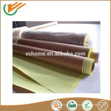 best quality teflon tape fiber glass ptfe tape polyester teflon coated fabric