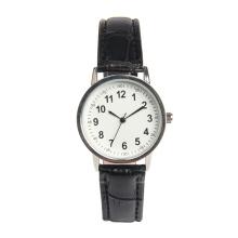 Hochwertiges Leder Uhr / Quartz Movement Watch / OEM Markenuhr