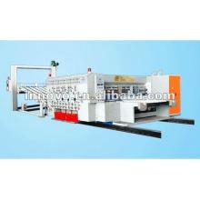 Impression mortaiser die cutting Machine