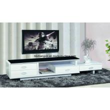 Soporte TV de alta calidad diseño moderno Living comedor madera