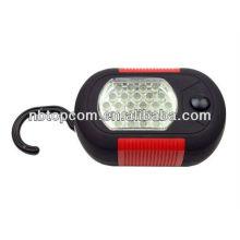 24 + 3 luz de trabajo colgante LED