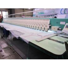 Máquina de bordar com 12 cabeças