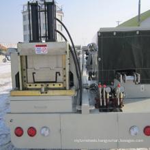 Sanxing K Q span 600-305 hydraulic system forming machine/roofing sheet bending machine