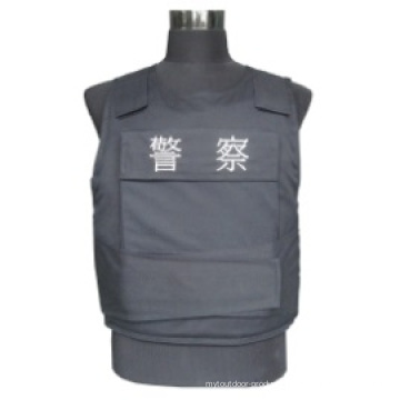 Tapez 1 Grade 2 tactique militaire Protection, gilet pare-balles souples