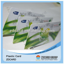 Custom PVC ID Card Plastic Work Card School Card