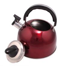 Bouilloire à thé non électrique en acier inoxydable 2015