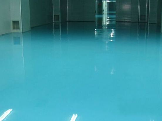 Factory Solvent Free Epoxy Self Leveling Coating