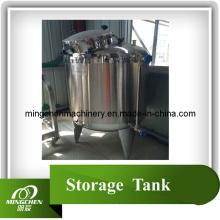 Двухслойный резервуар для хранения из нержавеющей стали