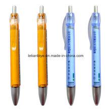 Полупрозрачные баннер календарь шариковая ручка (LT-C045)