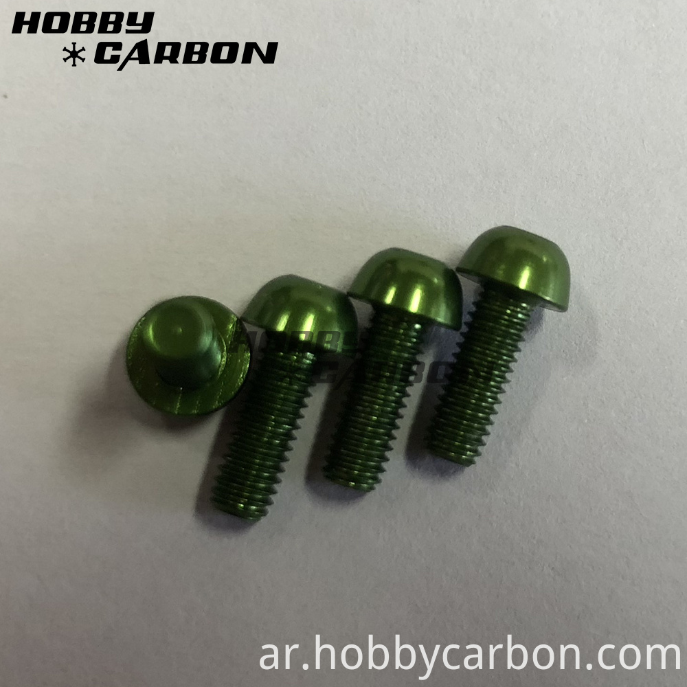 Aluminum Screws Post