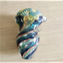 Конвойная дешевая цена Красочная ложка для курения (ES-HP-148)