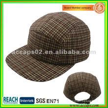 blank 5 panel hats NC0008