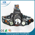Super Bright Rechargeable Battery Headlight