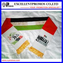 La mejor calidad vendedor caliente celebra la bufanda (EP-W9067)