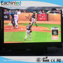 Farbenreicher örtlich festgelegter Typ HD P6 LED Bildschirm-Videowand mit HDMI Por