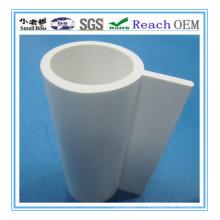 Main courante en PVC lisse