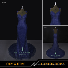 Beautiful long frocks designs evening gowns evening wear royal blue long dresses for wedding party