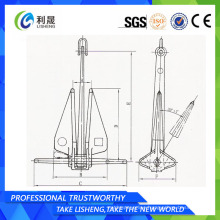 Danforth Anchors Boat Accessories in China