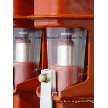 Tablero de distribución de aire Fn12 para uso en interiores con unidad de combinación de fusibles
