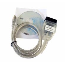 USB al Cable de diagnóstico OBD K + D-puede para BMW
