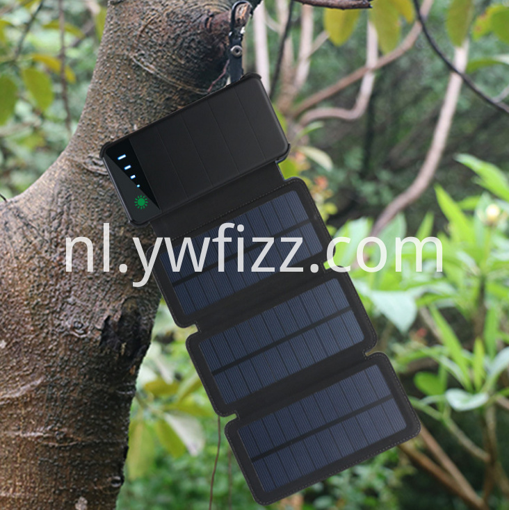 Detachable Solar Panels
