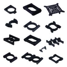 Acessórios para tubos de fibra de carbono, braçadeiras ou juntas