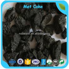 Coque metalúrgico y de fundición de coque de alta calidad Coque para hacer acero