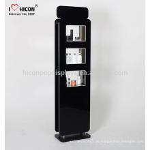 Kosmetik Display Showcase Counter Top Acryl Display Fällen Großhandel unter der Anleitung unserer professionellen Projektmanager