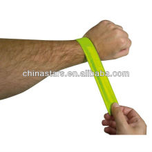 EN13356 Reflective Slap Armband