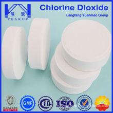 Tratamiento de Agua Químicos Uso de Dióxido de Cloro en China