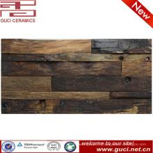 2016 новый продукт мозаика деревянные стены плитки для дизайн магазина