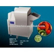Máquina de corte de cubos vegetais