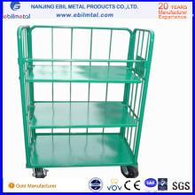 Контейнер из стального рулона с порошковым покрытием с высокой производительностью, изготовленный в Китае