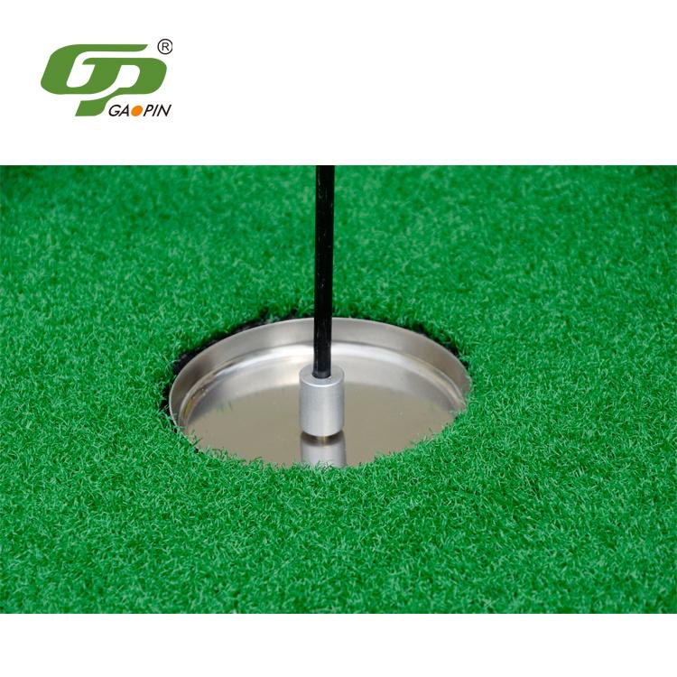 golf putting green simulator hole cup