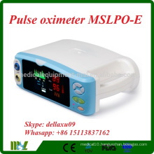 MSLPO-E Tabletop patient pulse oximeter/fingertip pulse oximeter